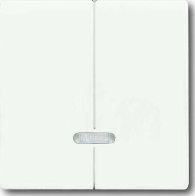 Busch-Jaeger Bedienelement studioweiß matt 6545-884