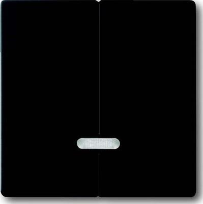 Busch-Jaeger Bedienelement schwarz matt 6545-885