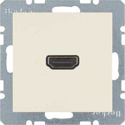Berker Steckdose High Definition weiß glänzend 3315428982