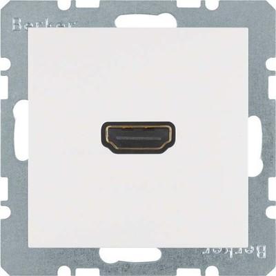 Berker Steckdose High Definition 90Grad polarws gl 3315438989