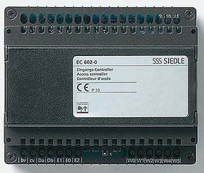 Siedle&Söhne Eingangs-Controller z.Schalttafeleinbau EC 602-03 DE
