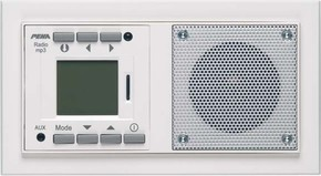 Peha AudioPoint schwarz im NOVA-Design D 20.486.192 MP3
