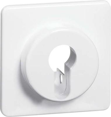 Peha Abdeckung weiß für Schlüsselschalt. D 80.610 PSS W
