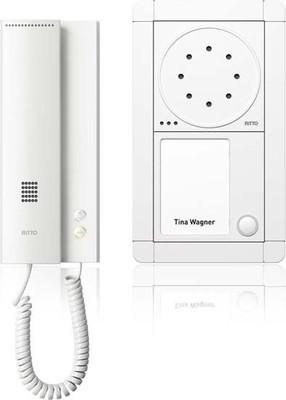 Ritto Portier Audio Paket weiß/ws 1WE 1891170