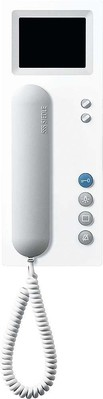Siedle&Söhne Bus-Telefon Standard weiss m.Farbmonitor BTSV 850-03 W