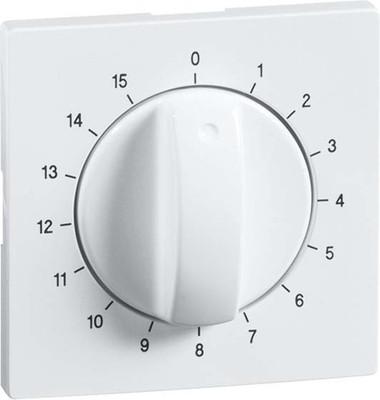 Peha Abdeckung reinweiß für Zeitsch.Uhr 15M D 95.610.02 Z/15