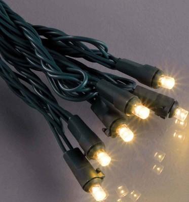 Hellum LED-Kette 20er ww mit Timer batterieb. 570779