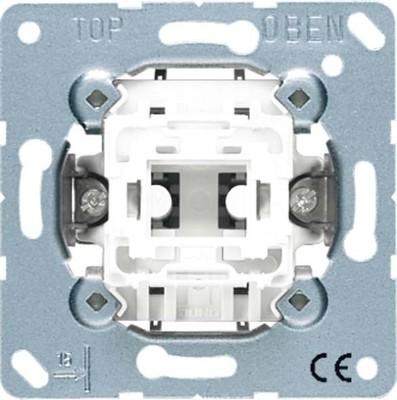 Jung Taster 10AX 250V 2-pol. Schließer 532 U
