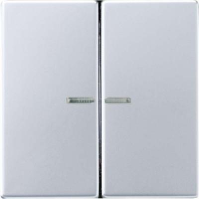 Jung Wippe Lichtleiter aluminium für Taster AL 2995 KO5