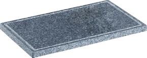 Cloer Ersatzstein f.Raclettegrill 6420 0772