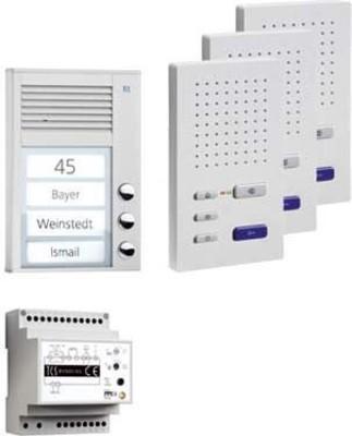 TCS Tür Control Paketlösung AP 3WE z.hörerl.Freisprech. PPAF03-EN/02
