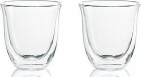 DeLonghi Cappuccino-Gläser Thermo,doppelwandig 5513214601