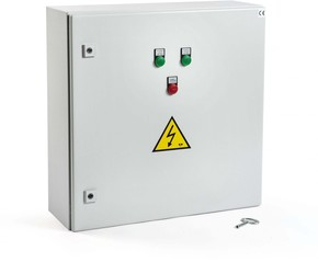 Pentair Thermal Schaltschrank Freiflächenbeheizung SBS-03-CW-40
