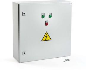 Pentair Thermal Schaltschrank Freiflächenbeheizung SBS-06-CW-40