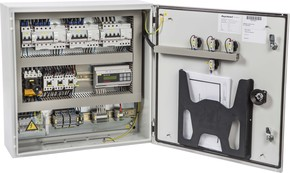 Pentair Thermal Schaltschrank Freiflächenbeheizung SBS-09-CW-40