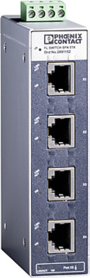 Gira Ethernet-Switch Rufsystem 834 Plus 598500
