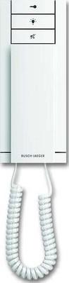 Busch-Jaeger Innenstation Audio Hörer studioweiß matt 83205 AP-624