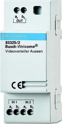 Busch-Jaeger Videoverteiler Außen REG 83325/2