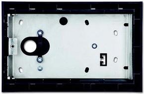 Busch-Jaeger Montagedose AP Gr.1/2 anthrazit 83401 AP-681
