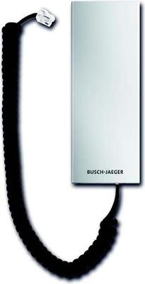 Busch-Jaeger Hörer Innenstation alu/si 83505-683