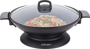 Cloer Wok 4 L elektrisch 6690
