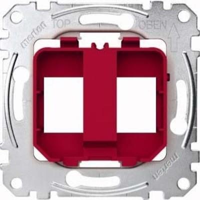 Merten Tragplatte rt für Steckverbinder MEG4566-0006