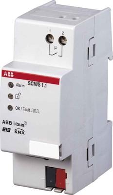 ABB Stotz S&J Sicherheitsmodul REG SCM/S 1.1