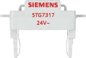Siemens Indus.Sector LED-Leuchteinsatz 24V rot 5TG7317