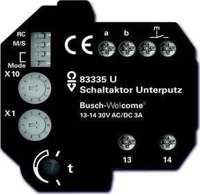 Busch-Jaeger Schaltaktor UP f. Türkom.-Bus 83335 U
