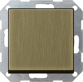 Gira Tastschalter Wechsel bronze System 55 0126603