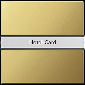 Gira Hotel-Card-Taster BSF ms BSF System 55 0140604