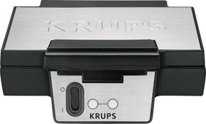Krups Waffelautomat Belgische Waffeln F DK2 51 eds/sw