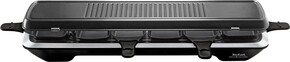 Tefal Raclette SimplyLineInox RE 5228 sw