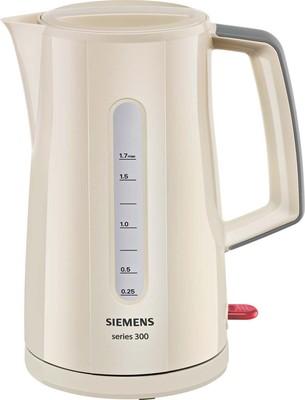 Siemens Kleingeräte Wasserkocher TW3A0107 creme