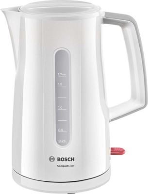 Bosch Kleingeräte+HT Wasserkocher CompactClass TWK3A011 weiß