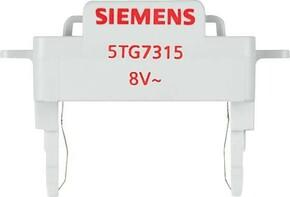 Siemens Indus.Sector LED-Leuchteinsatz 8V 50Hz rot 5TG7315