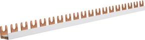 Hager Phasenschiene 1p,16qmm,56mod,Gabel KDN180B