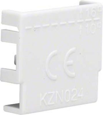 Hager Endkapp f.Phasenschiene 4-polig KZN024