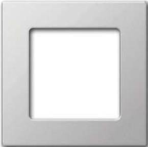 Somfy Abdeckrahmen Silver Mat 9015025