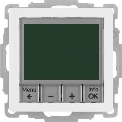 Berker Temperaturregler pws samt mit Schließer 20446089
