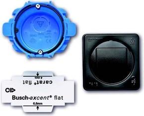 Busch-Jaeger Montageset UP, 3-fach ch 3048/30