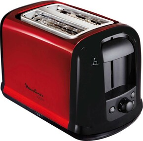 Moulinex Toaster Subito LT 261D met-rt/sw