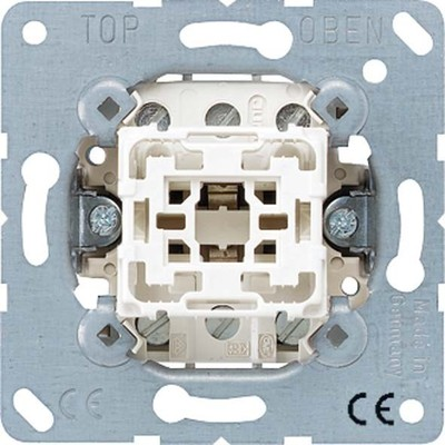 Jung Multi-Switch Doppel-Taster mit 2x2 Schließern 531-41 U