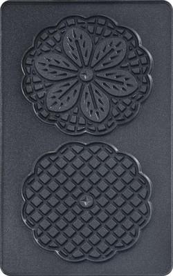 Tefal Plattenset Nr.7 Feingebäck f.Snack Collection XA 8007 sw/eds