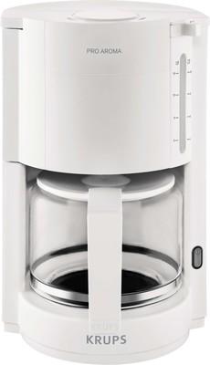Krups Kaffeeautomat ProAroma F 309 01 weiß