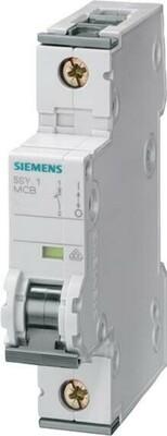 Siemens Indus.Sector LS-Schalter B10A,1pol,T=70,6kA 5SY6110-6