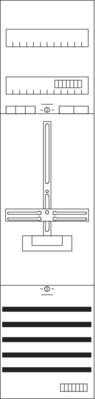 Striebel&John Zählerfeld komplett BH3 1Z KA681