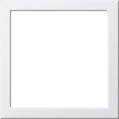 Gira Montagerahmen 45x45 reinweiß 264803