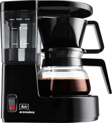 Melitta SDA Kaffeeautomat Aromaboy II 1015-02 sw