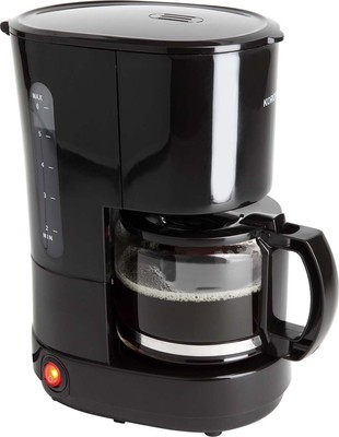 Korona electric Kaffeeautomat 0,5L 12013 sw